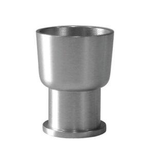 Collare pomello stretto e corto – ? 28 mm – h 37 mm