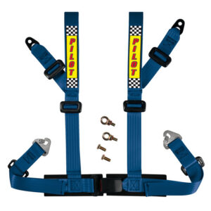 Cintura di sicurezza sportiva – E2 – Blu