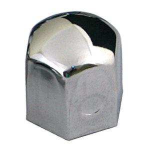 Chromed Caps, copribulloni in acciaio cromato – Ø 17 mm