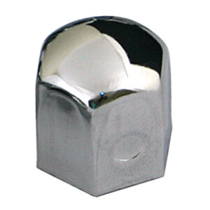 Chromed Caps, copribulloni in acciaio cromato – Ø 19 mm