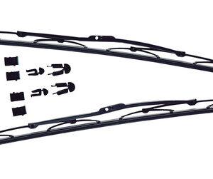 Standard, spazzole tergicristallo – 28 cm (11″) – 2 pz