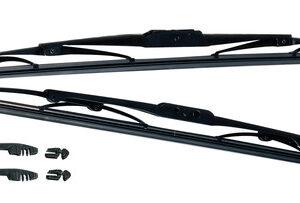 Gran-Pree, spazzole tergicristallo – 28 cm (11″) – 2 pz