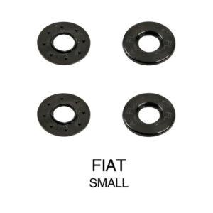 Clip fissaggio tappeti, set 4 pz – Piccolo – Fiat