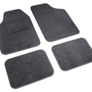 Cosmo, serie tappeti in moquette universali, 4 pz – Antracite