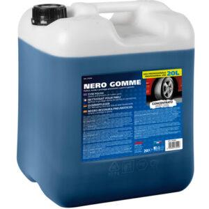 Nero gomme, concentrato – 20 L