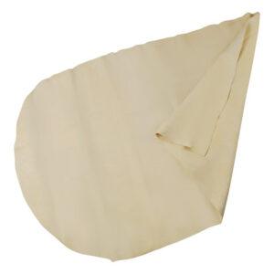 Pelle scamosciata, pelle naturale – 41 – 55×75 cm ca
