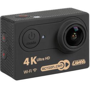 Action-Cam 3, telecamera 4K con telecomando e kit accessori