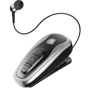 Clip, auricolare Bluetooth retrattile