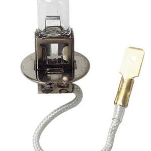 12V Lampada alogena – H3 – 55W – PK22s – 1 pz  – Scatola