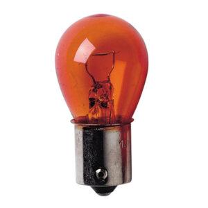 12V Lampada 1 filamento – PY21W – 21W – BAU15s – 10 pz  – Scatola – Arancio