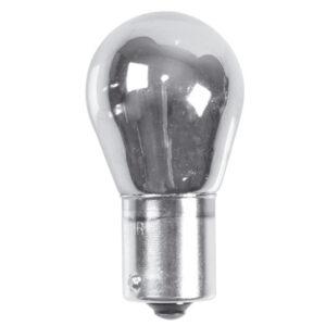 12V Lampada 1 filamento – (P21W) – 21W – BA15s – 2 pz  – D/Blister – Cromo/Rosso