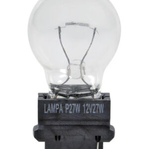 12V Lampada 1 filamento – P27W – 27W – W2,5x16d – 2 pz  – D/Blister
