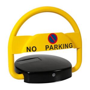 Barriera di parcheggio automatica con telecomando – Batteria + Pannello solare