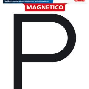 Contrassegno per esercitazioni guida, magnetico – Anteriore