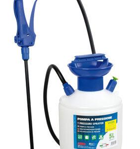 """Pompa a pressione 5 litri  con guarnizioni """"Viton"""""""
