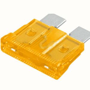 Confezione 50 fusibili lamellari, 12/32V – 5A