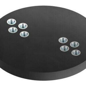 B1, base magnetica per telecamera – Ø 82 mm