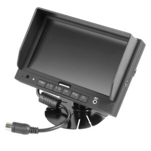 M2, Monitor LCD 7″, Cam 1/2/3