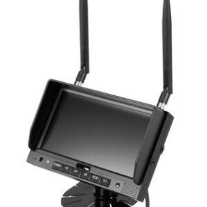 M4, Monitor LCD 7″ Wireless, Cam 1+2+3+4