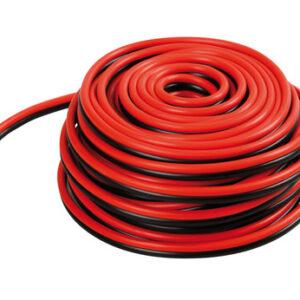 Cavo elettrico a due fili – 0,5 mm² x 10 m