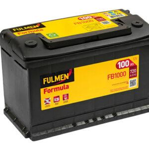Batteria 12V – Fulmen Formula – 100 Ah – 720 A