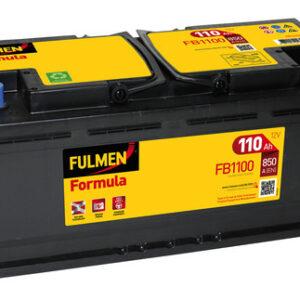Batteria 12V – Fulmen Formula – 110 Ah – 850 A