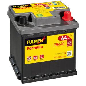 Batteria 12V – Fulmen Formula – 44 Ah – 400 A