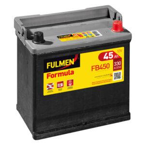 Batteria 12V – Fulmen Formula – 45 Ah – 330 A