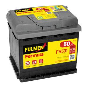 Batteria 12V – Fulmen Formula – 50 Ah – 450 A