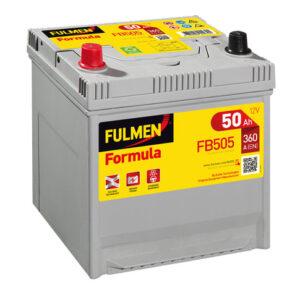 Batteria 12V – Fulmen Formula – 50 Ah – 360 A