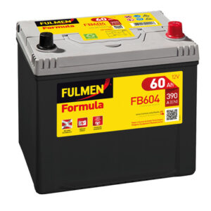 Batteria 12V – Fulmen Formula – 60 Ah – 390 A