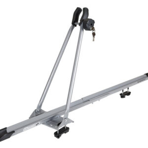 Bike-One, porta bicicletta in acciaio – Grigio