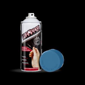Wrapper, pellicola spray rimovibile, 400 ml – Azzurro fluo