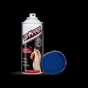 Wrapper, pellicola spray rimovibile, 400 ml – Blu metallizzato
