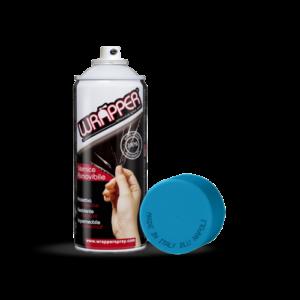 Wrapper, pellicola spray rimovibile, 400 ml – Blu Napoli – Ral C31