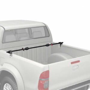 Bikerbar, barra fissaggio a forcella per pick-up, suv e furgoni