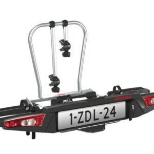 FoldClick, portabiciclette per gancio traino – 2 bici