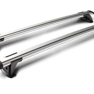 Thru, coppia barre portatutto in alluminio – 149 cm