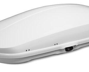 Box tetto compatto – Bianco lucido
